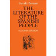 Literature Of The Spanish People - jacket