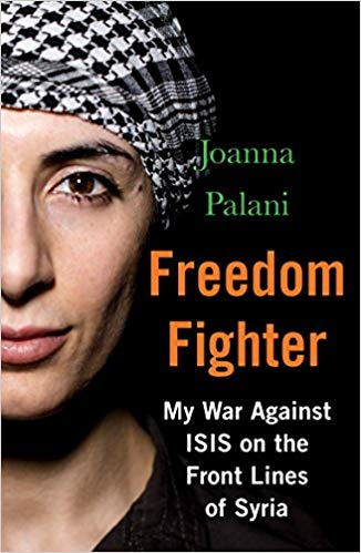 Freedom Fighter by Joanna Palani