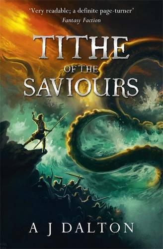 Tithe of the Saviours - jacket